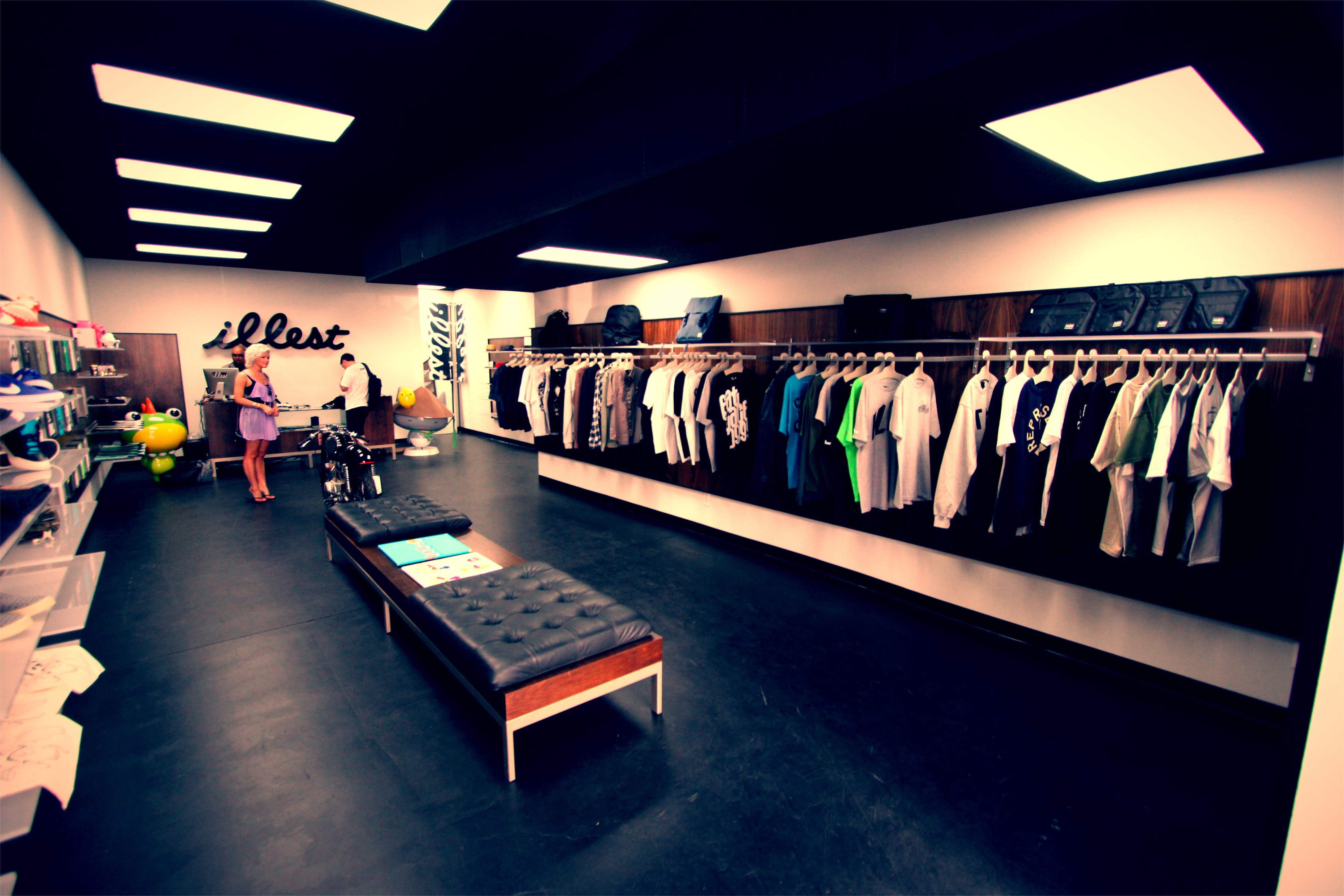 Illest clothing store