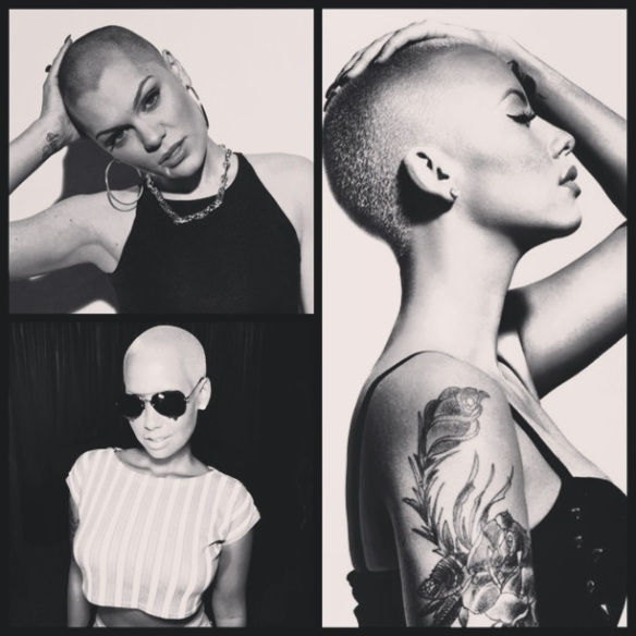 Female Shaved Heads
