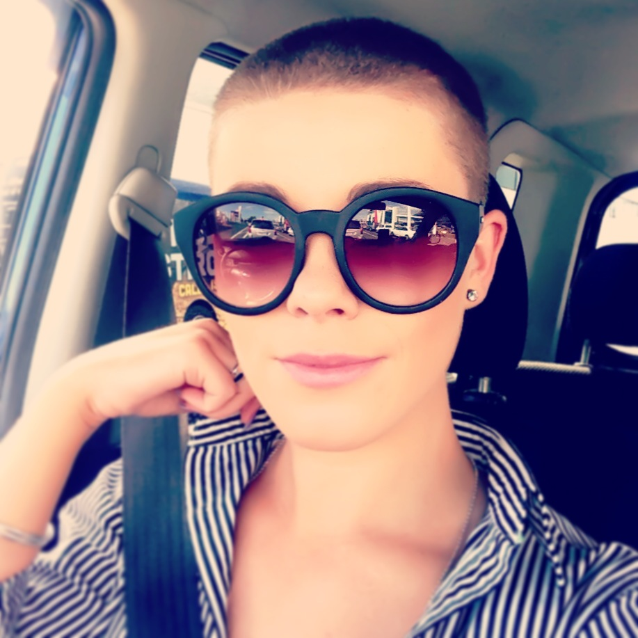 Female Shaved Head